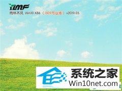 雨木风林 Win10 x86(1809专业版)v2019.05